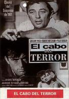 Cape Fear - Spanish Movie Cover (xs thumbnail)