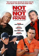 Not Another Not Another Movie - DVD cover (xs thumbnail)