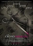 Los cronocrímenes - Spanish Movie Poster (xs thumbnail)