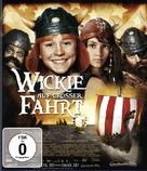 Wickie auf großer Fahrt - German Movie Cover (xs thumbnail)