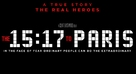 The 15:17 to Paris - Logo (xs thumbnail)