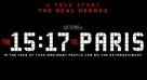 The 15:17 to Paris - Logo (xs thumbnail)