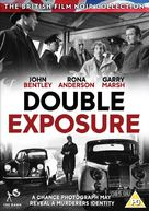 Double Exposure - British Movie Cover (xs thumbnail)