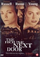 The House Next Door - Dutch Movie Cover (xs thumbnail)