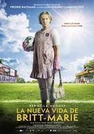 Britt-Marie var här - Spanish Movie Poster (xs thumbnail)