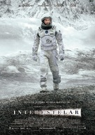 Interstellar - Argentinian Movie Poster (xs thumbnail)