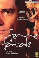 Femme Fatale - Italian DVD cover (xs thumbnail)
