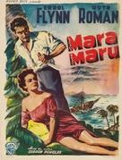 Mara Maru - Belgian Movie Poster (xs thumbnail)