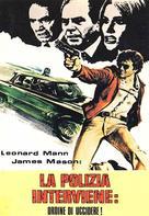 La polizia interviene: ordine di uccidere! - Italian Movie Poster (xs thumbnail)