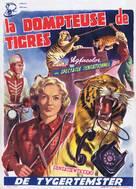 Ukrotitelnitsa tigrov - Belgian Movie Poster (xs thumbnail)