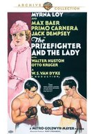 The Prizefighter and the Lady - DVD cover (xs thumbnail)