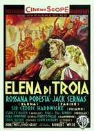 Helen of Troy - Italian Movie Poster (xs thumbnail)