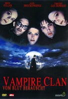 Vampire Clan - German Movie Cover (xs thumbnail)
