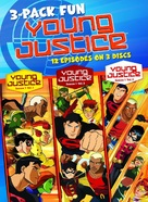 """Young Justice"" - DVD movie cover (xs thumbnail)"