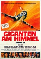 Airport 1975 - German Movie Poster (xs thumbnail)