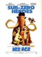 Ice Age - Movie Poster (xs thumbnail)