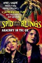 Spidarlings - DVD movie cover (xs thumbnail)