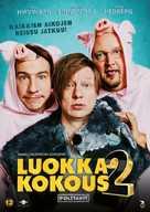 Luokkakokous 2 - Finnish DVD cover (xs thumbnail)