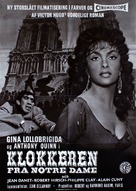 Notre-Dame de Paris - Danish Movie Poster (xs thumbnail)