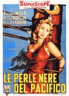 Pearl of the South Pacific - Italian Movie Poster (xs thumbnail)