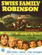 Swiss Family Robinson - British Movie Poster (xs thumbnail)