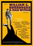 William S. Burroughs: A Man Within - German Movie Poster (xs thumbnail)