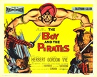 The Boy and the Pirates - Movie Poster (xs thumbnail)