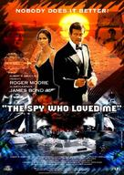 The Spy Who Loved Me - Movie Poster (xs thumbnail)