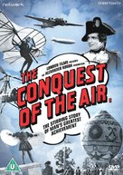 Conquest of the Air - British DVD cover (xs thumbnail)