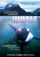 The Whale - DVD cover (xs thumbnail)