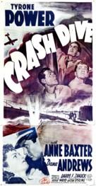 Crash Dive - Re-release poster (xs thumbnail)