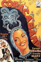 Copacabana - Spanish Movie Poster (xs thumbnail)