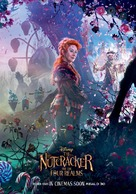 The Nutcracker and the Four Realms - International Movie Poster (xs thumbnail)