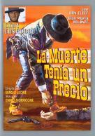 Per qualche dollaro in più - Spanish DVD movie cover (xs thumbnail)