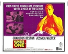 Number One - Theatrical poster (xs thumbnail)