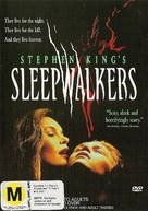 Sleepwalkers - Australian Movie Cover (xs thumbnail)