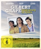 What's Eating Gilbert Grape - German Movie Cover (xs thumbnail)