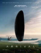 Arrival - Movie Poster (xs thumbnail)