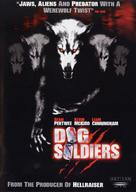Dog Soldiers - DVD cover (xs thumbnail)