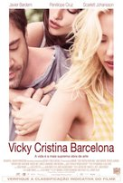 Vicky Cristina Barcelona - Brazilian Movie Poster (xs thumbnail)