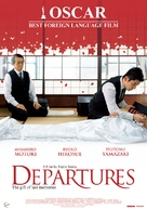 Okuribito - Belgian Movie Poster (xs thumbnail)