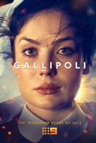 """Gallipoli"" - Australian Movie Poster (xs thumbnail)"