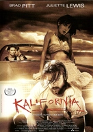 Kalifornia - Spanish Movie Poster (xs thumbnail)