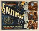 Spaceways - Movie Poster (xs thumbnail)
