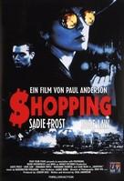 Shopping - German VHS cover (xs thumbnail)
