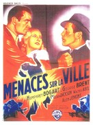 Racket Busters - French Movie Poster (xs thumbnail)