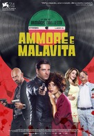 Ammore e malavita - Portuguese Movie Poster (xs thumbnail)