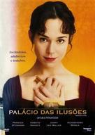 Mansfield Park - Brazilian DVD movie cover (xs thumbnail)