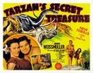 Tarzan's Secret Treasure - Movie Poster (xs thumbnail)