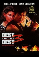 Best of the Best 3: No Turning Back - DVD cover (xs thumbnail)